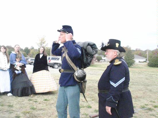 Civil War Living History Day